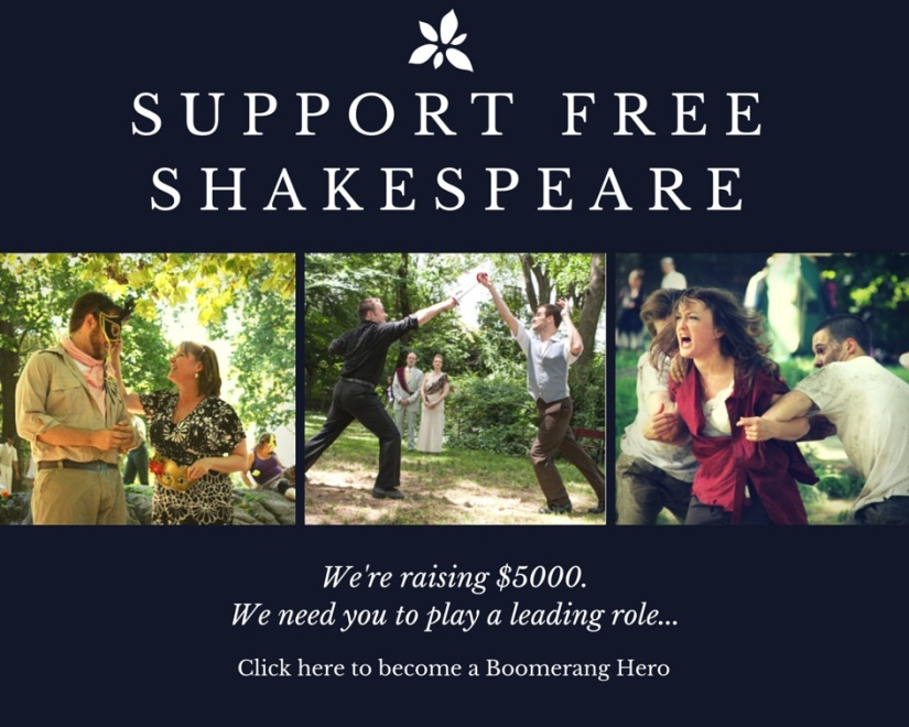 Support Free Shakespear legit